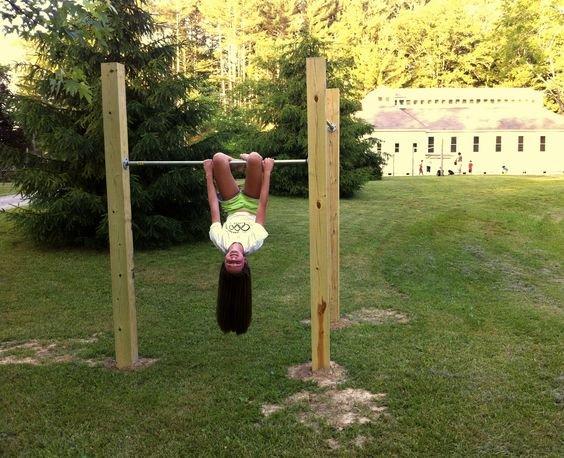 Diy Gymnastics Bar Balance Beam For Under 100 00 Our Coupon