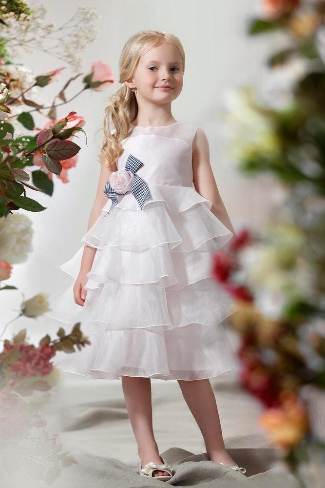 платье на свадьбу для ребенка