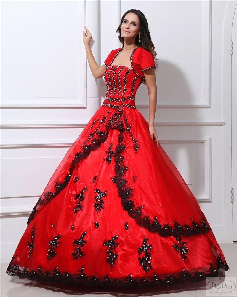 Картинки платья пышные