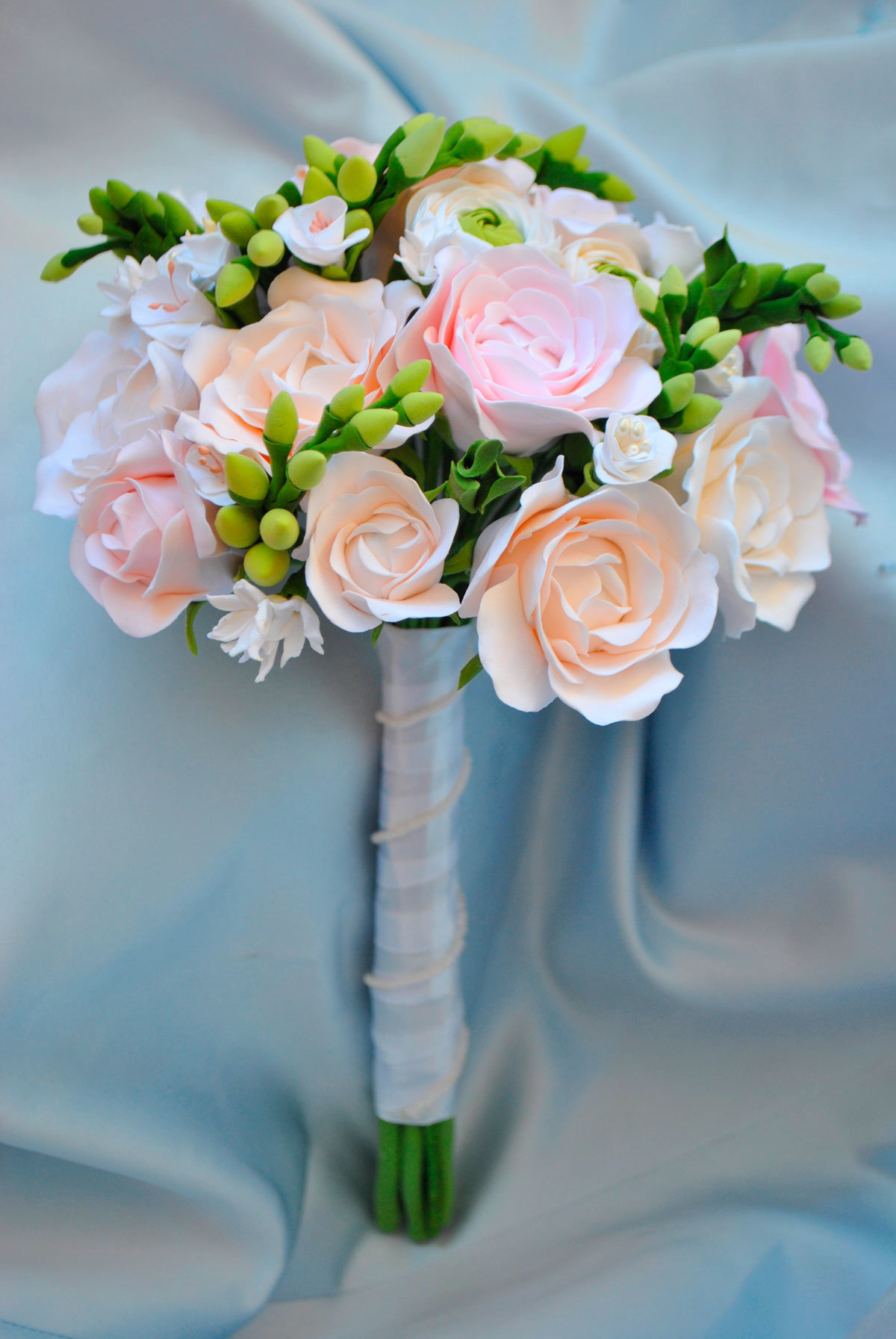 Заказать свадебные букет невесты недорого киев