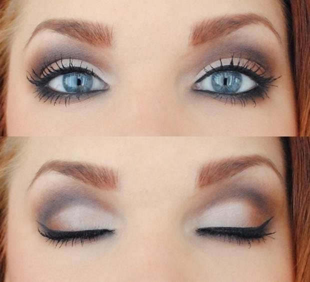 ... Best Makeup For Blue Green Grey Eyes - Makeup Tips And Trick