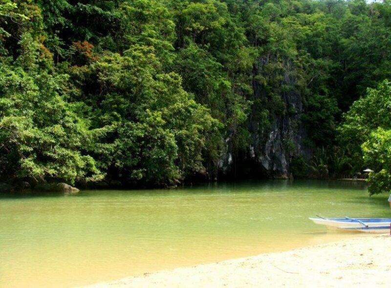 Филиппины - скалы