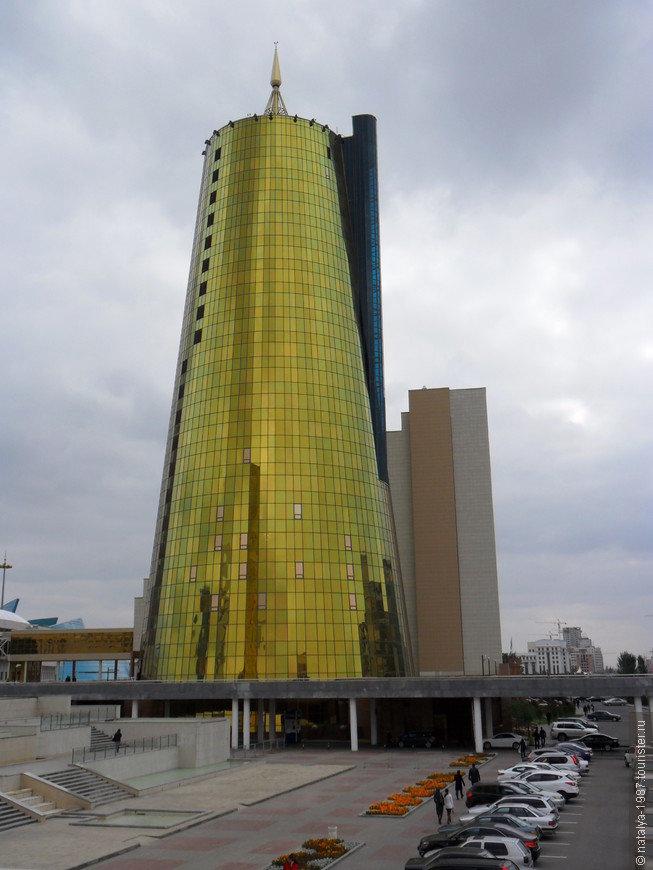 """Бизнес центр """"Алтын Орда"""" в Астане"""