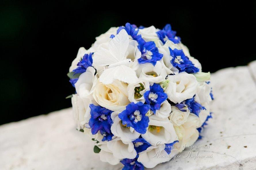 Геометрических фигур, редкий букет невесты фото синий