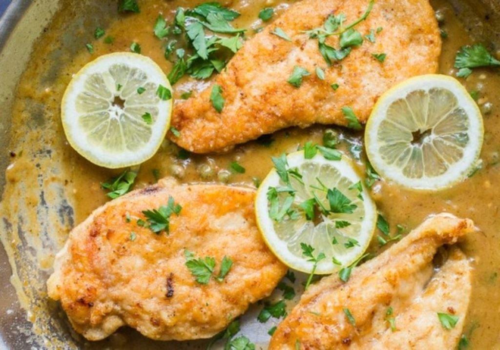 Новые рецепты куриного филе