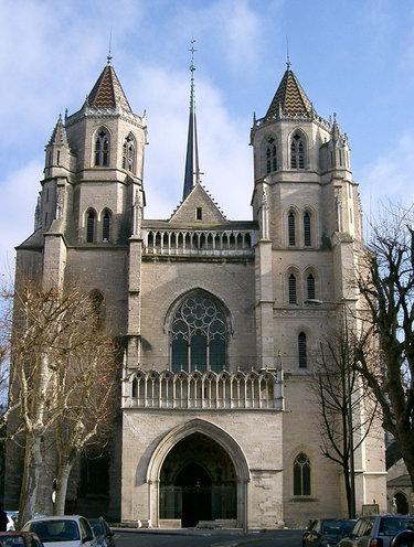 дижонский кафедральный собор