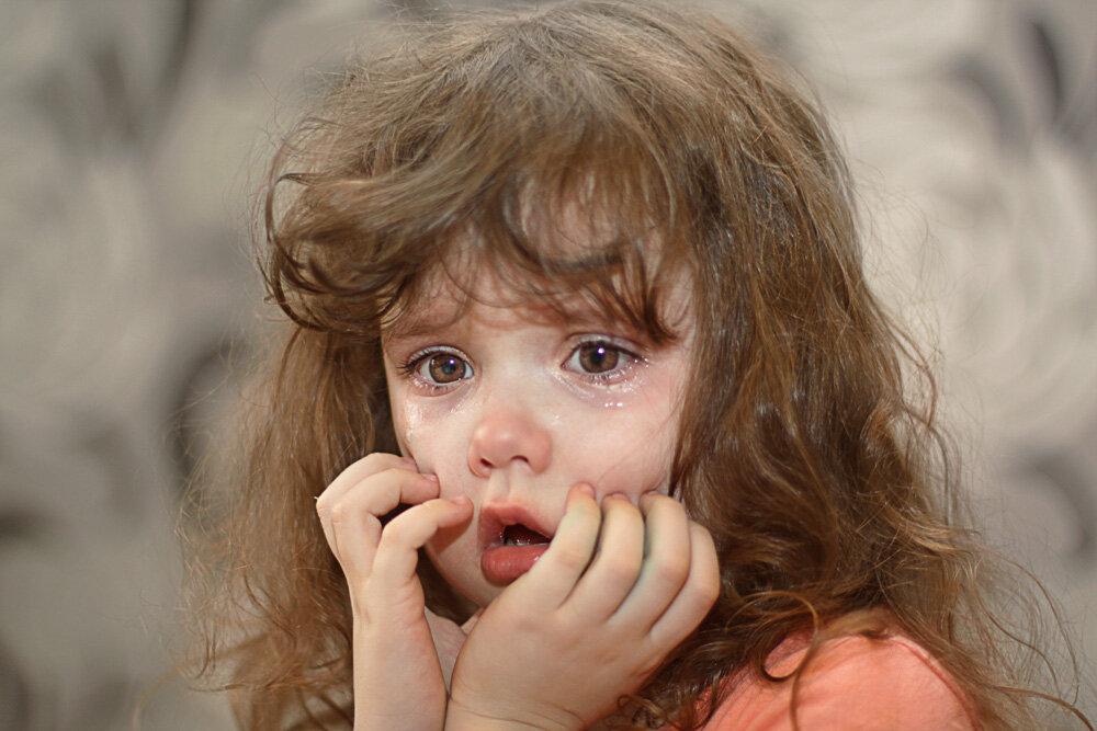 Картинка детские слезы