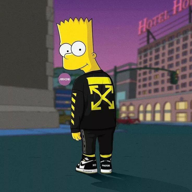 Барт крутые картинки