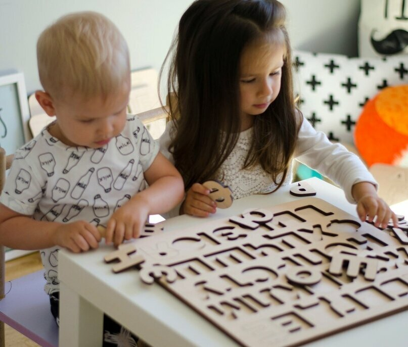 Wood Master - методика обучения чтению в Костроме