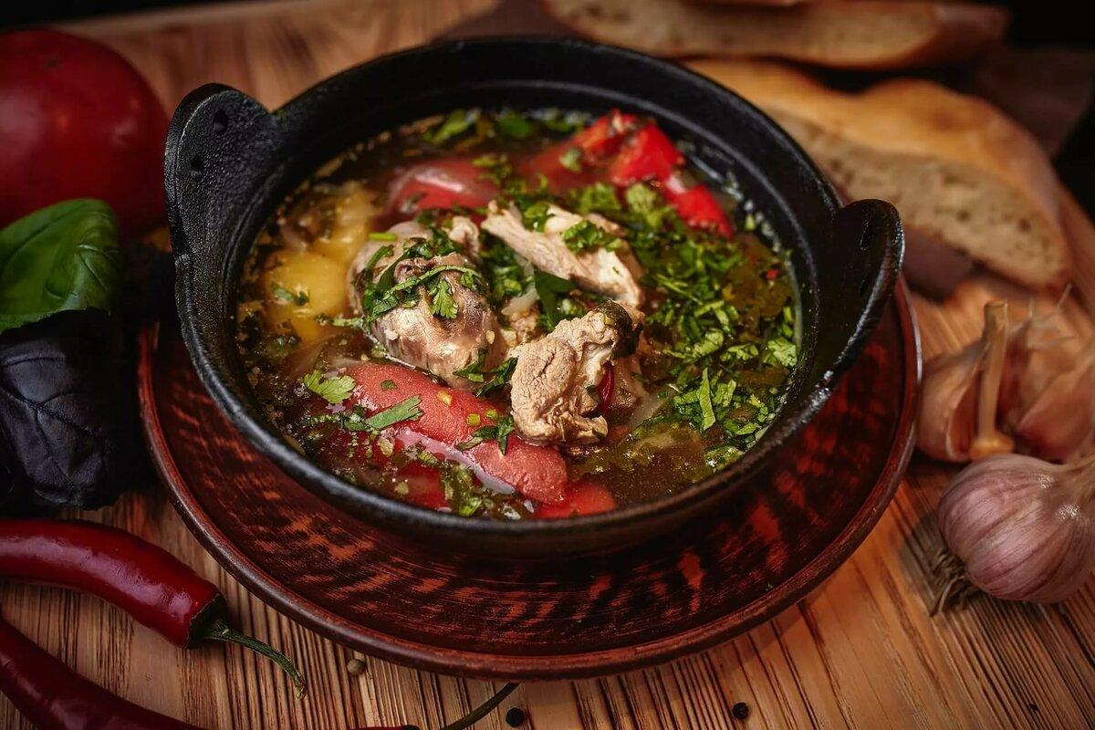 единственное первые блюда армянской кухни рецепты с фото поэтому