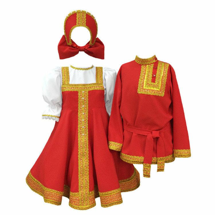 национальные костюмы в россии киа