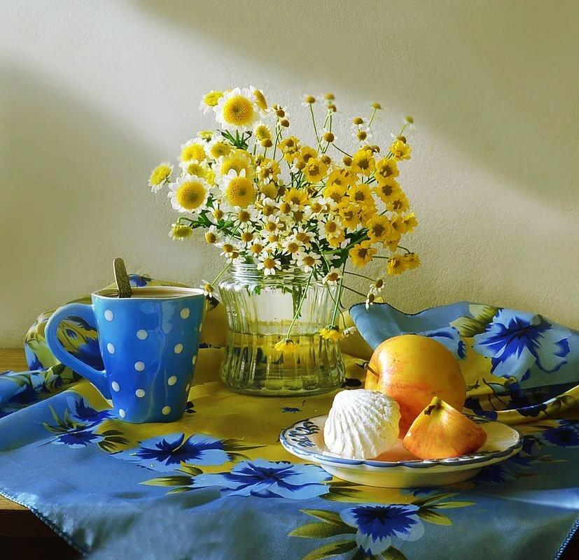 открытки с добрым утром и хорошим настроением весенним солнышко