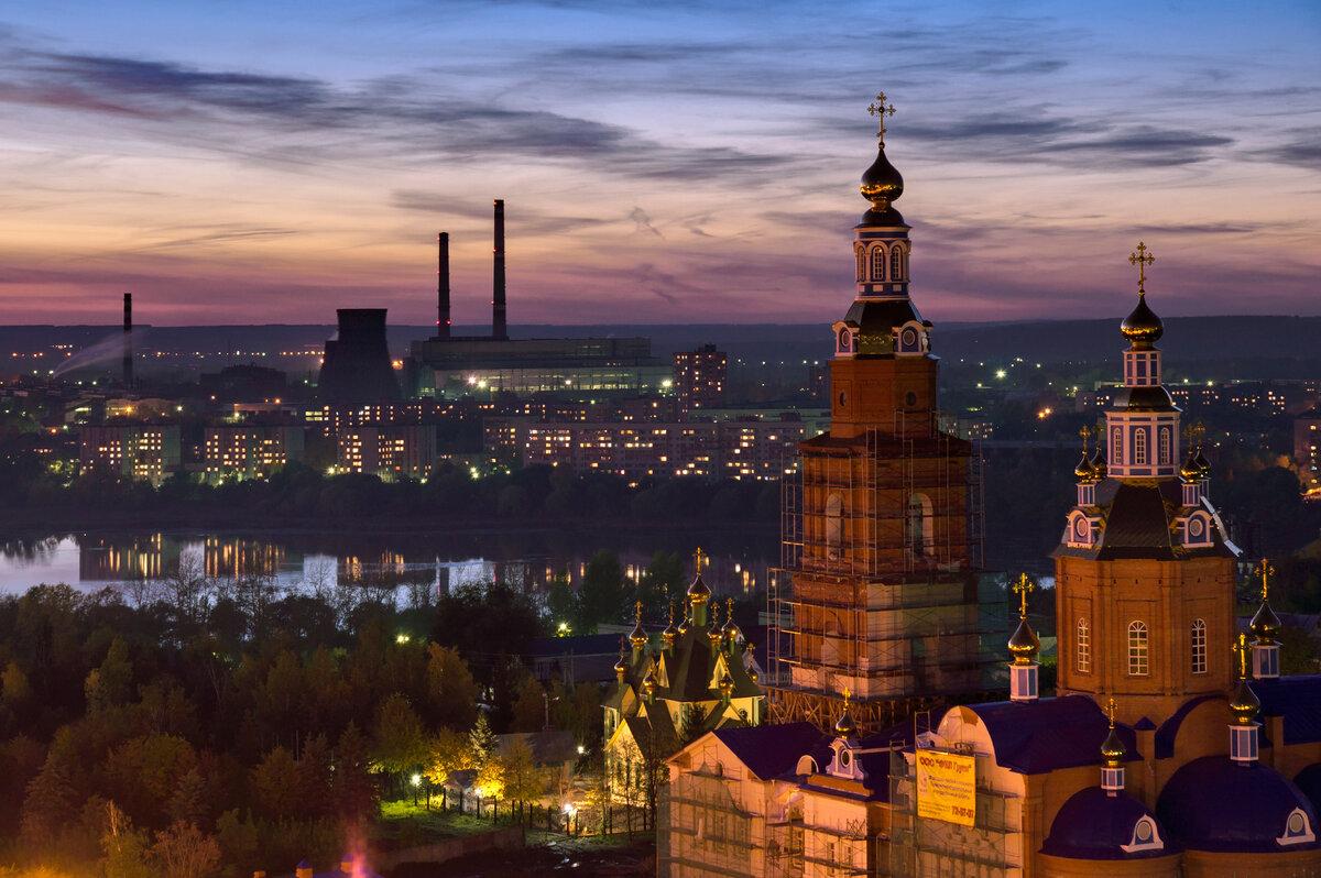 Лучшие фото ульяновска
