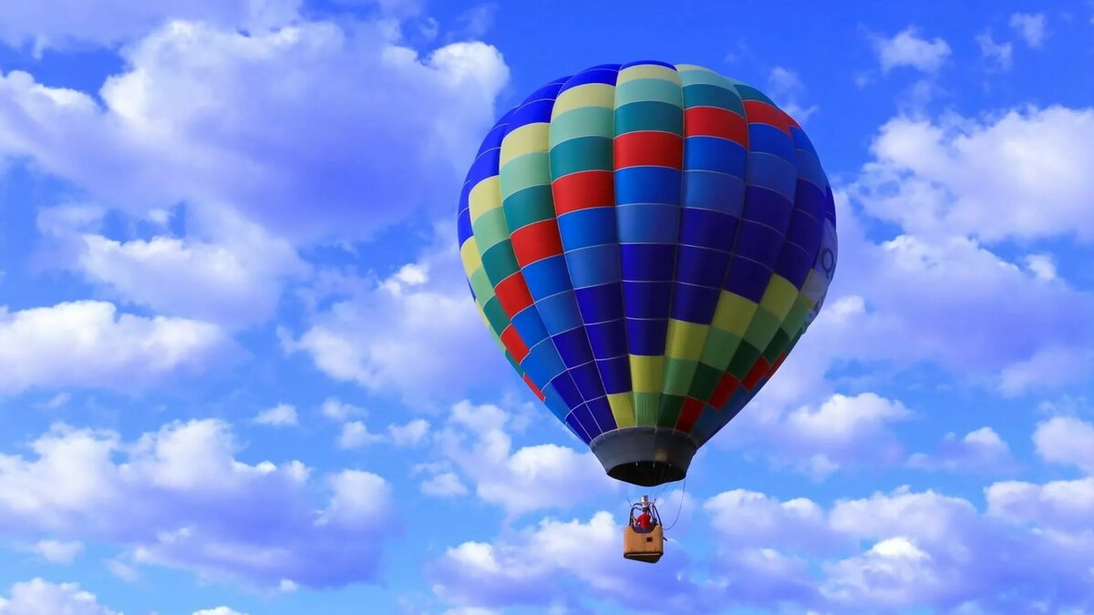 сторону картинка с летающими шарами сводится регулировке натяжения