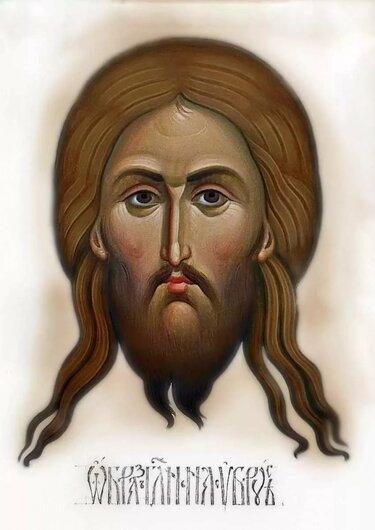 спас нерукотворный древнерусская икона