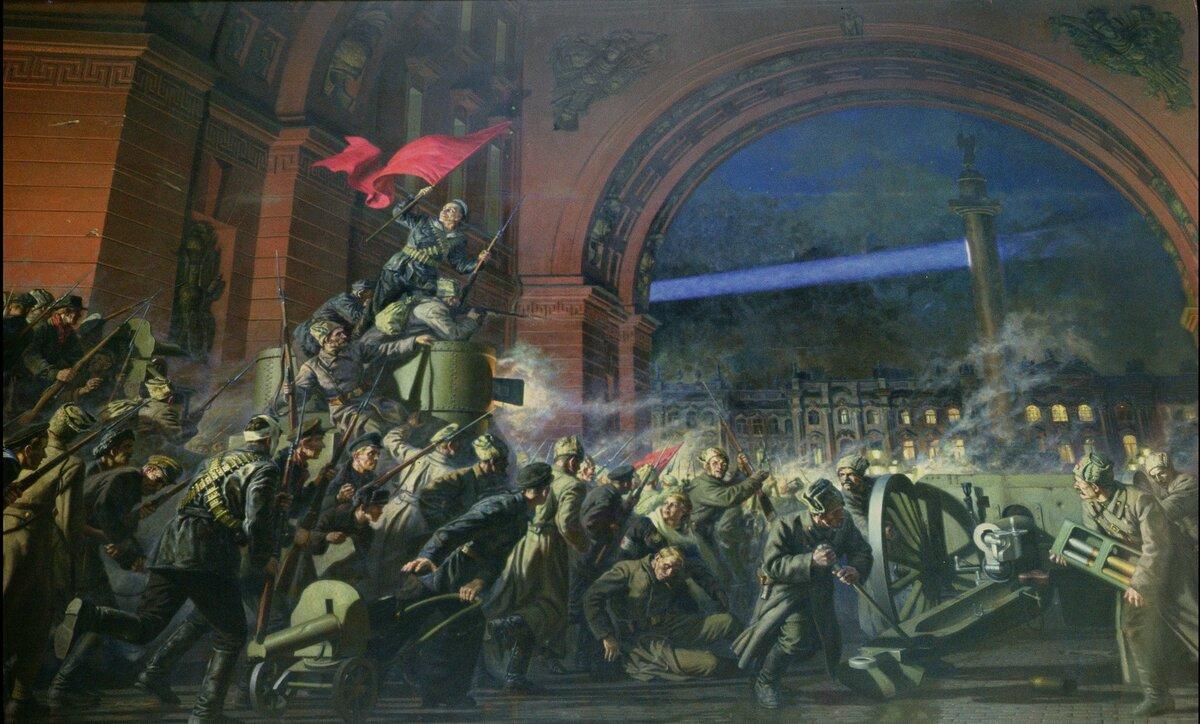 нужно картинки октябрьская революция 1917 года в россии прямой край