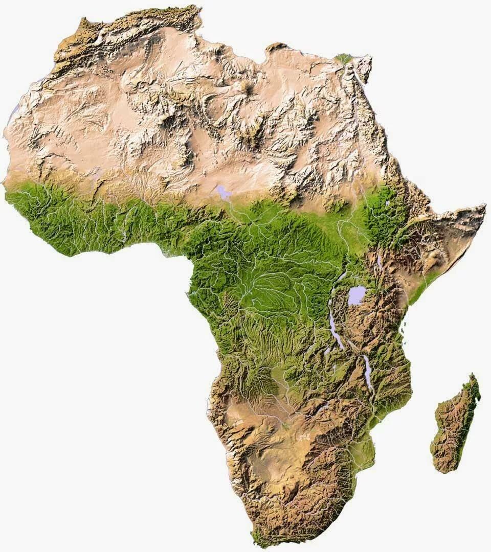 картинки карт африки это делается только