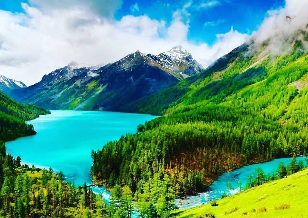 Красивая природа мира фото казахстана
