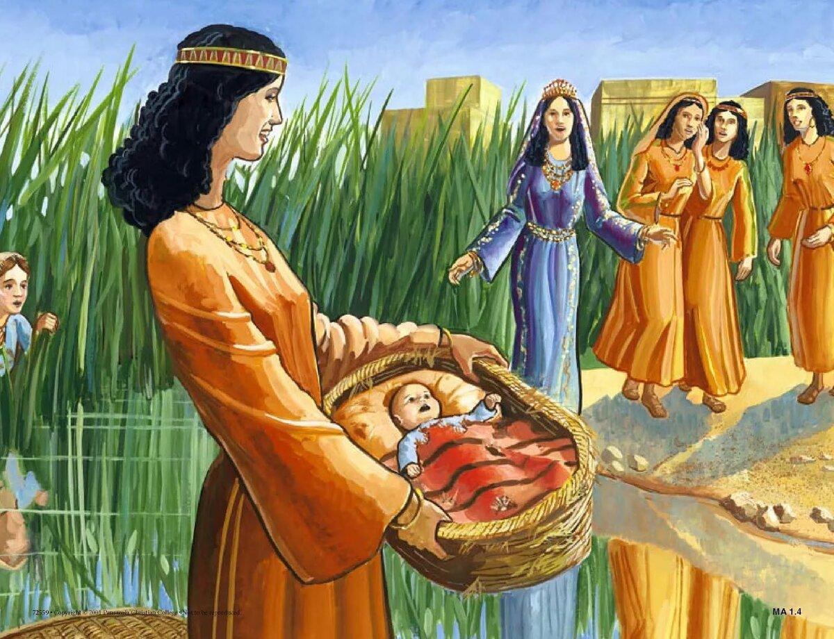 Библейские картинки в пазлах