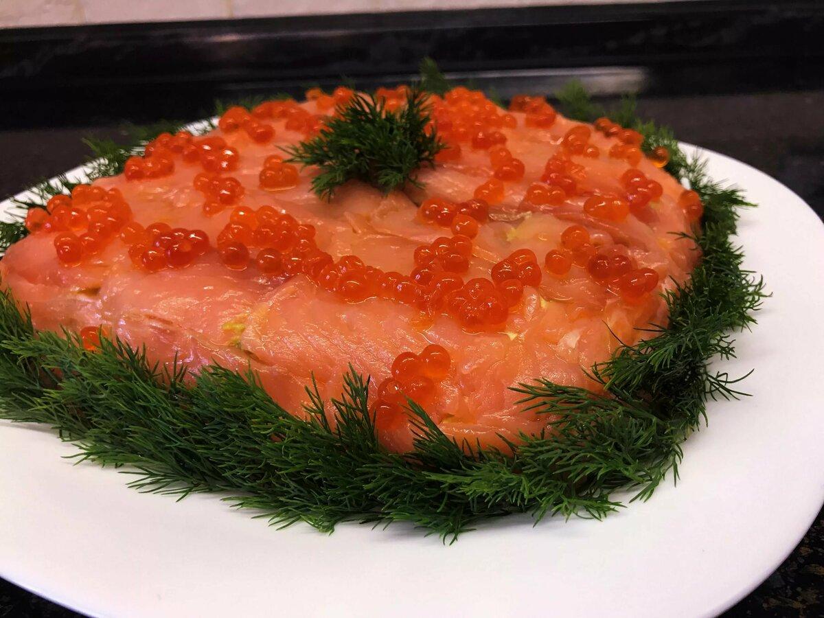 рыбные салаты с фото и рецептами чаю прикольные