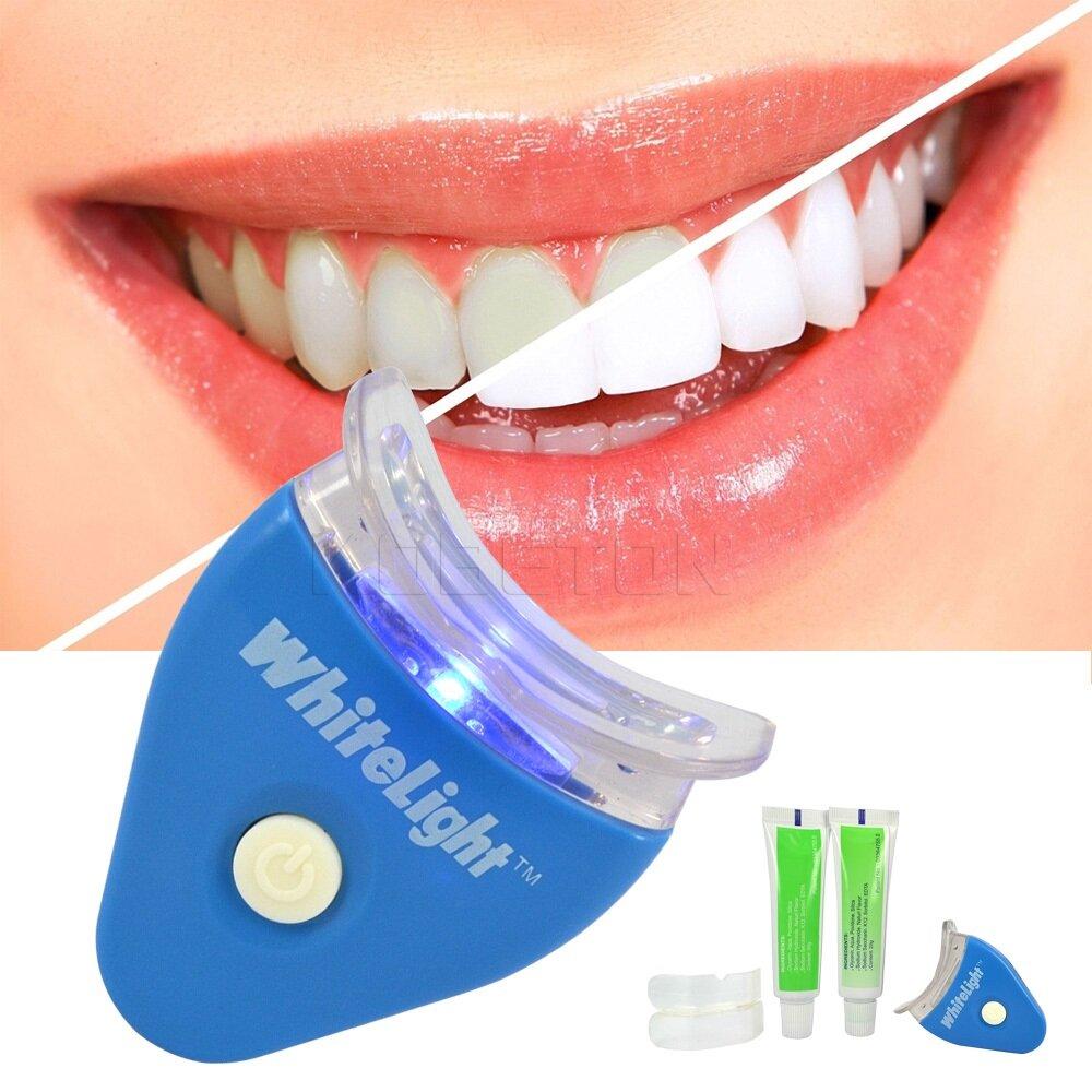 Отбеливание зубов White Light в Махачкале
