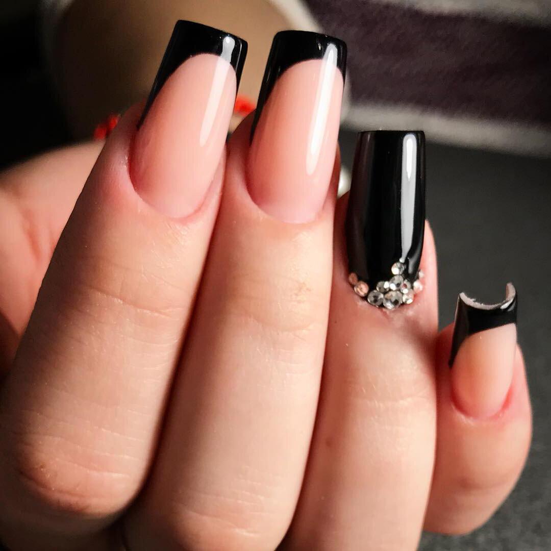 Наращивание ногтей картинки идеи