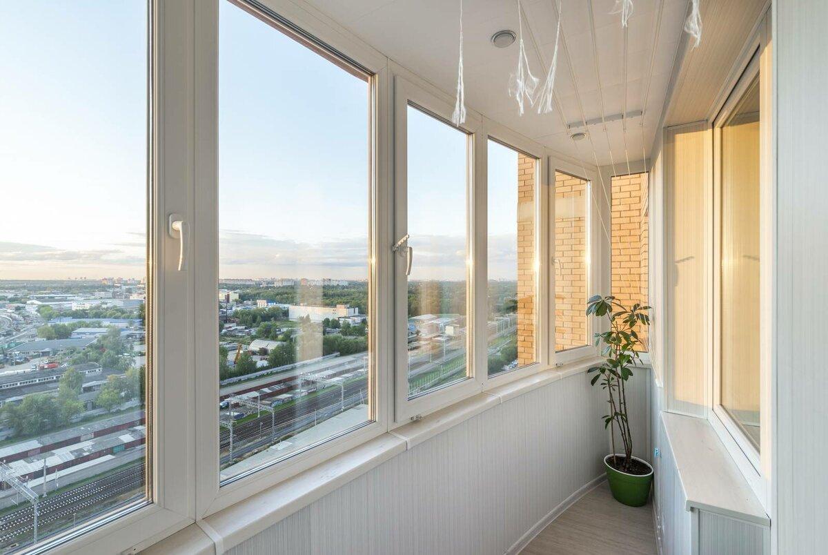 Картинки пвх окон и балконов