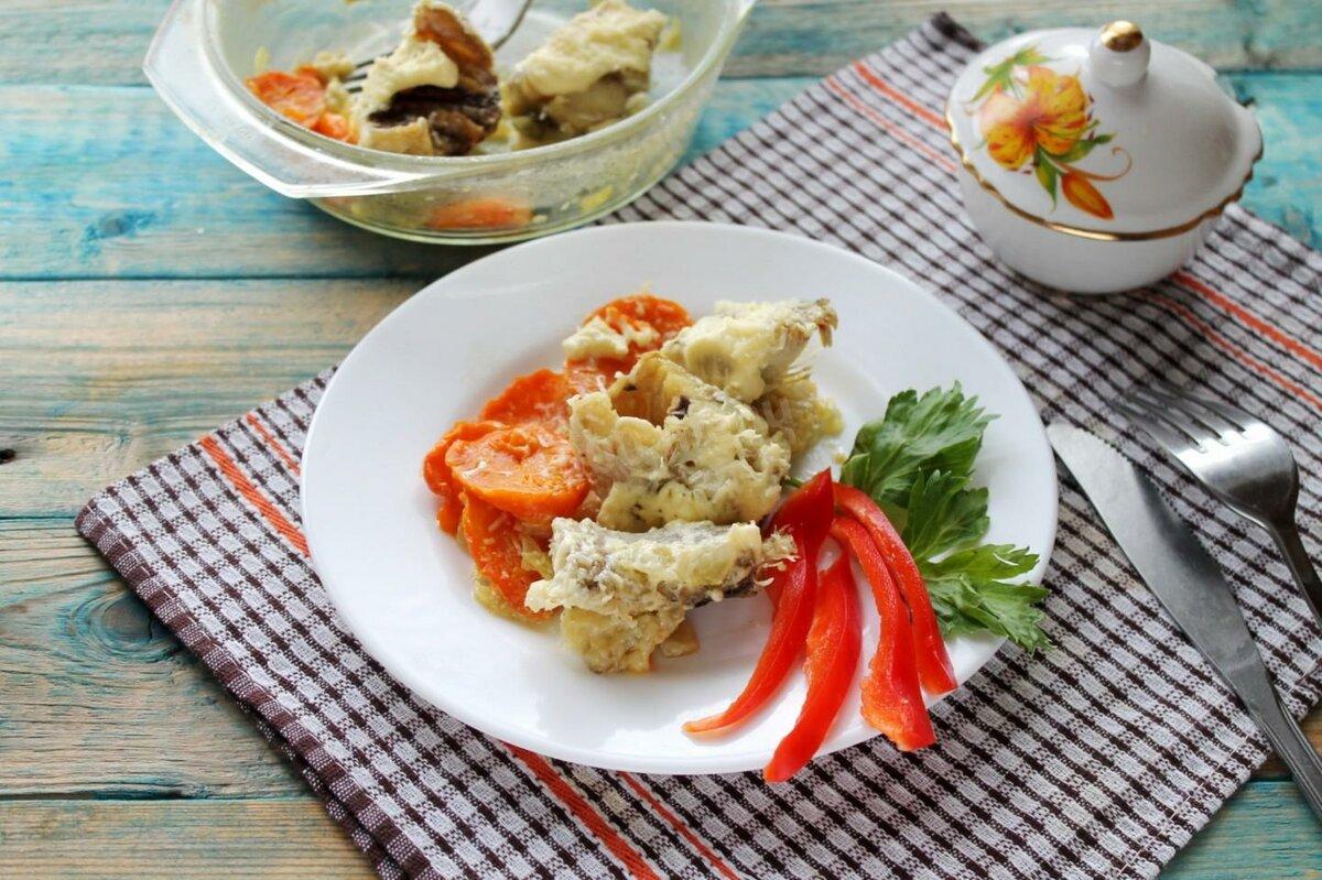 рецепты из рыбы минтай с фото пошагово православии