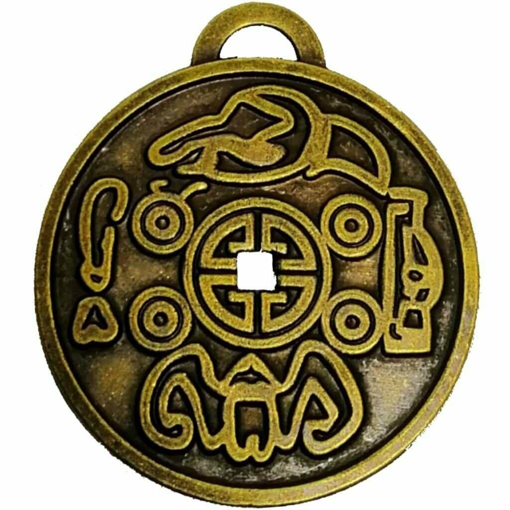 Money Amulet - талисман приносящий удачу в Камышине