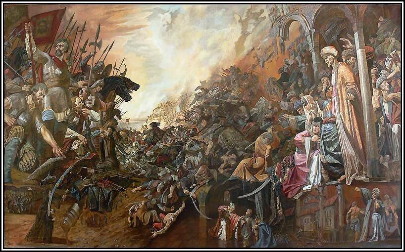 11 октября 1552 года войска Ивана Грозного взяли Казань, в результате Казанское ханство присоединено к России