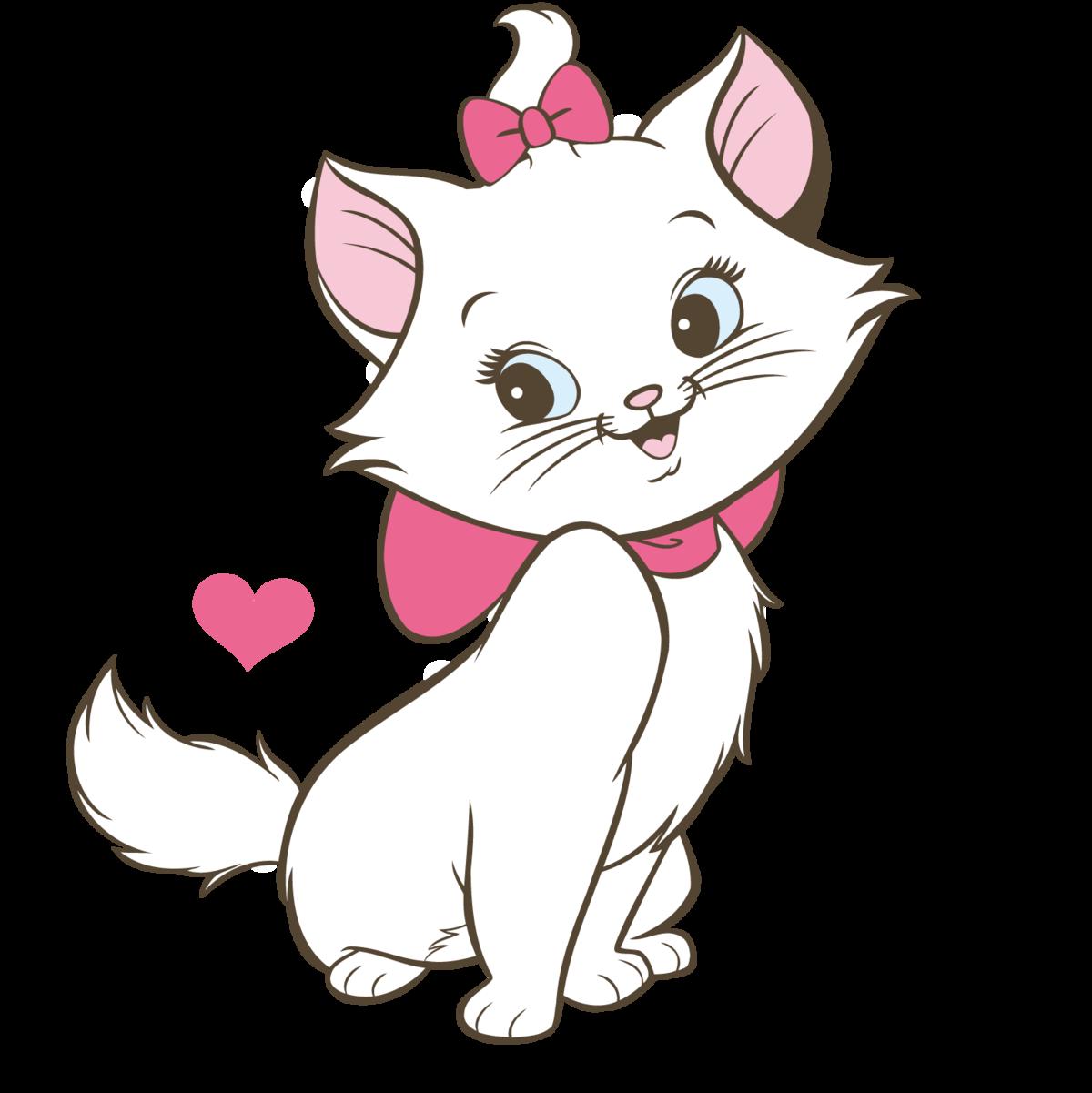 Картинки котятки мультяшные