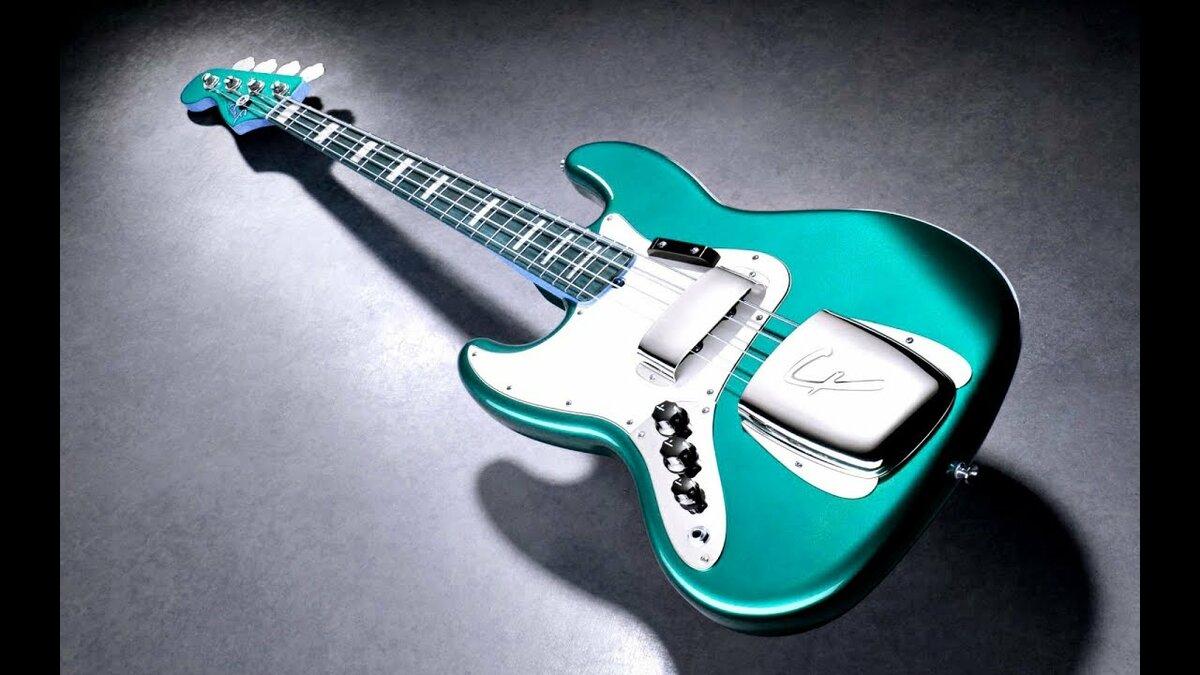 Гитара в картинке