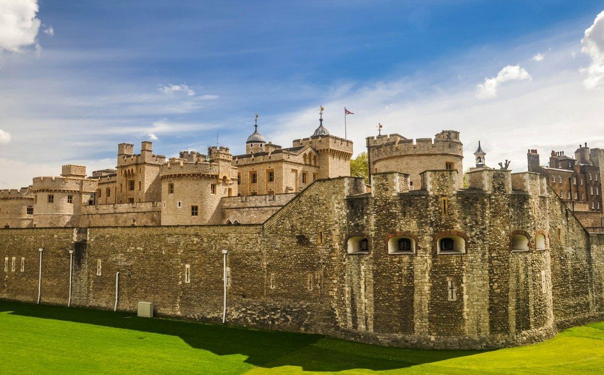 Замок тауэр картинки