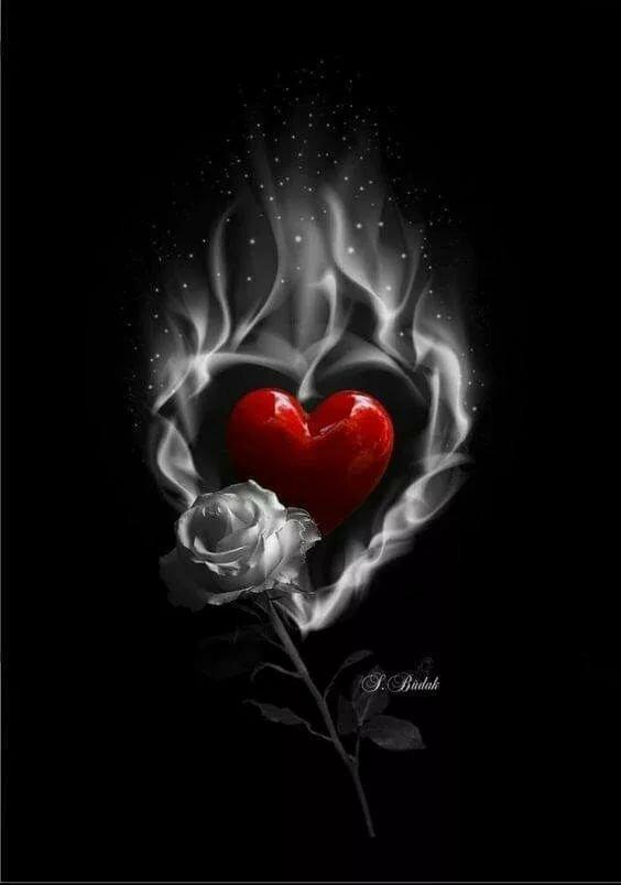 картинки с сердцами и слезами