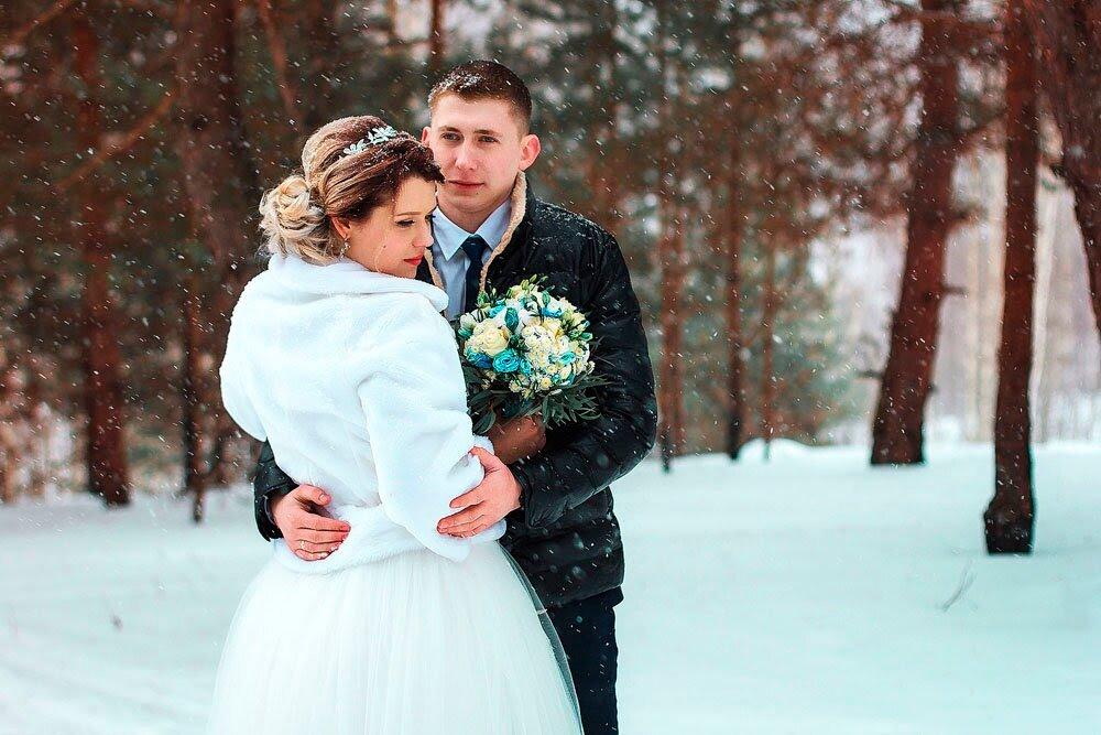 фотосессия в саратове зимой