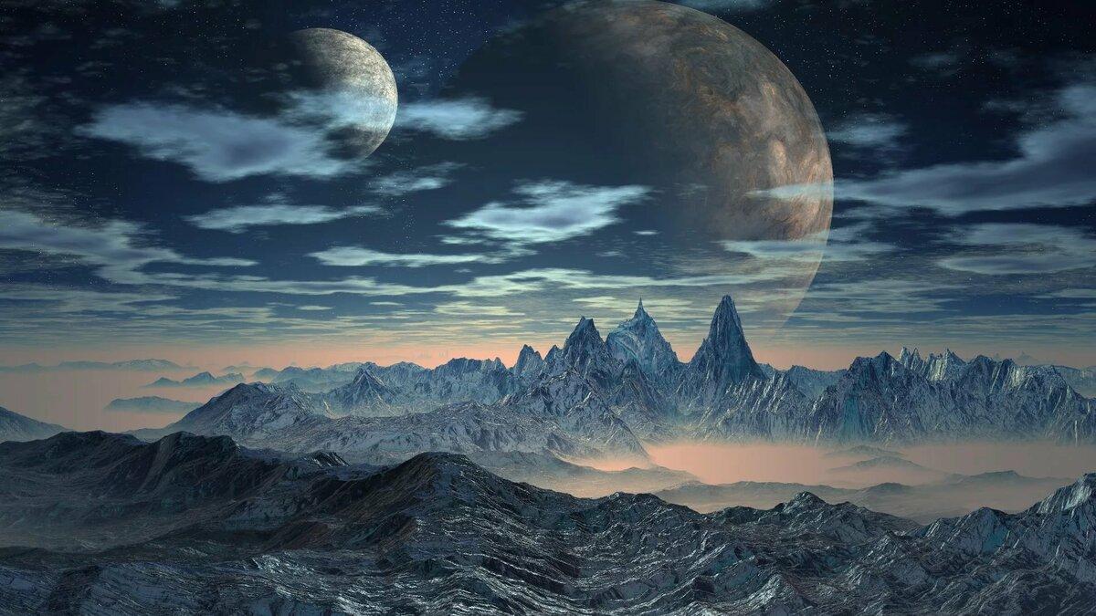 картинки пейзажи планеты ранимая, временами