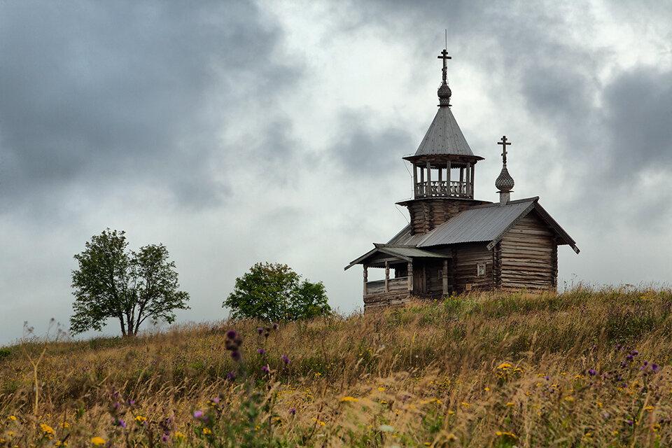 Картинка храмы деревянные