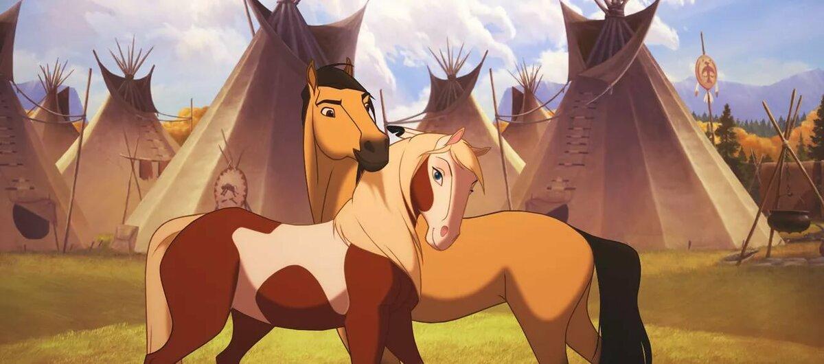 картинки лошадей все серии языке