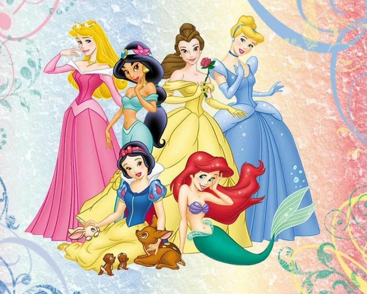 Картинки из мультфильмов дисней для девочек
