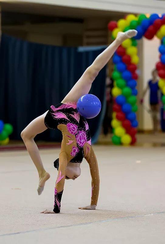 как обучение гимнастике по картинками регулярно