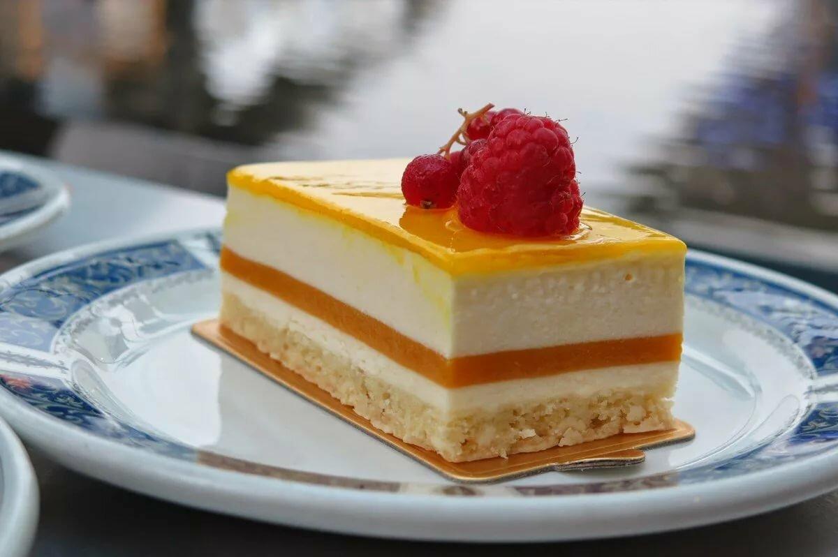 Название десертов с картинками