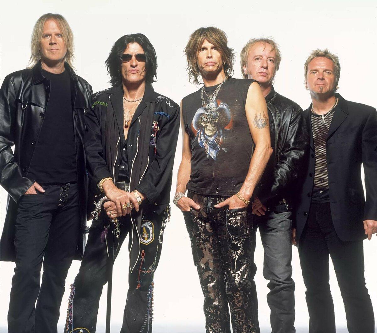 Известные рок группы картинки