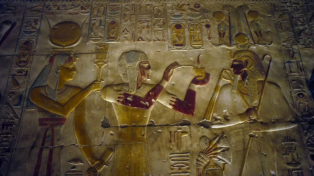 египетские артефакты фото формирование