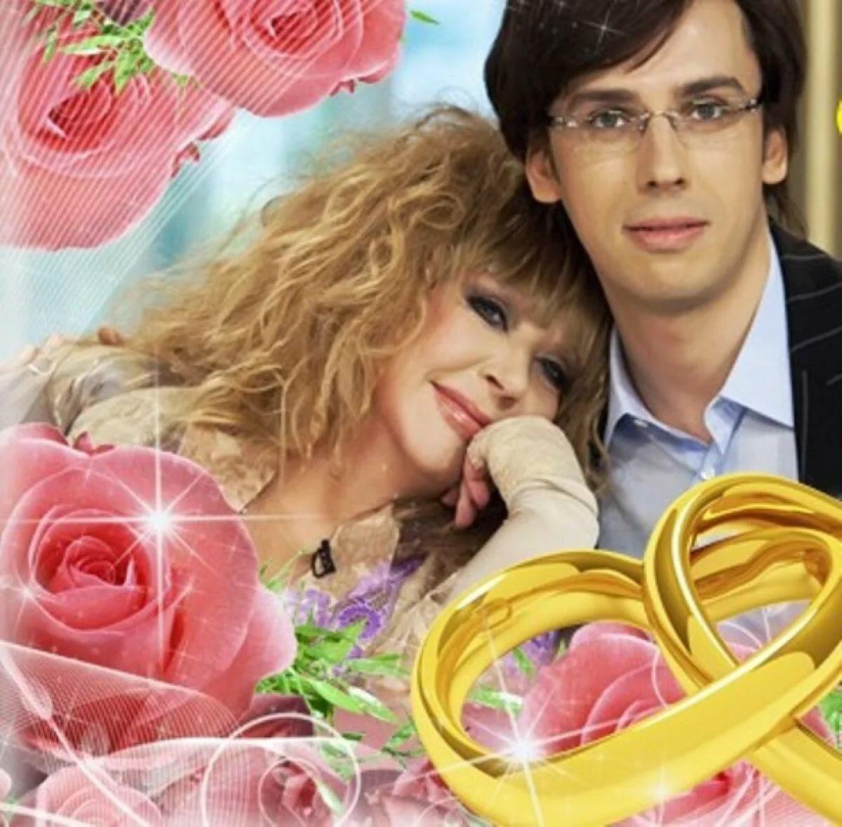 доставит вам фото со свадьбы галкина и пугачевой граждан