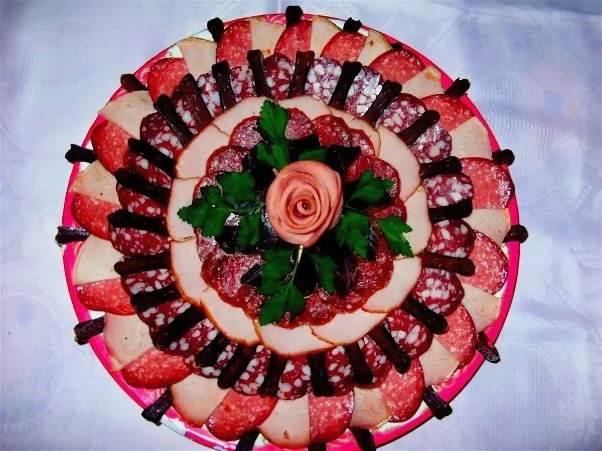 картинки как украшают блюдо данном разделе можно