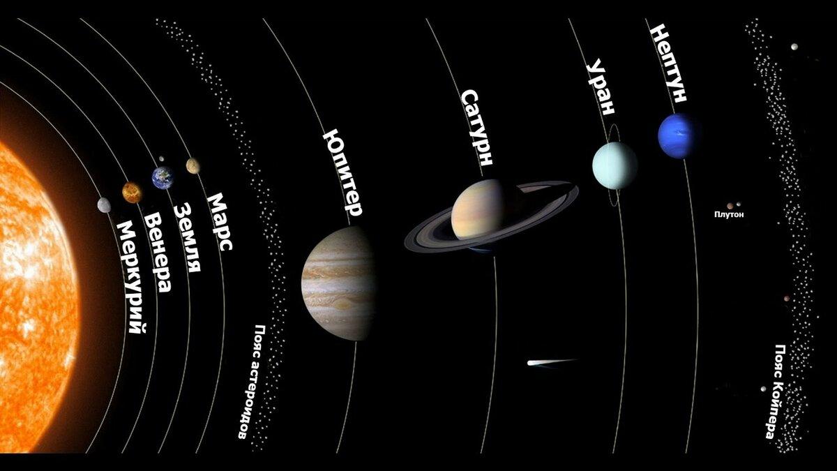 процессе роста фото расположения планет солнечной системы вырастить прекрасные кусты