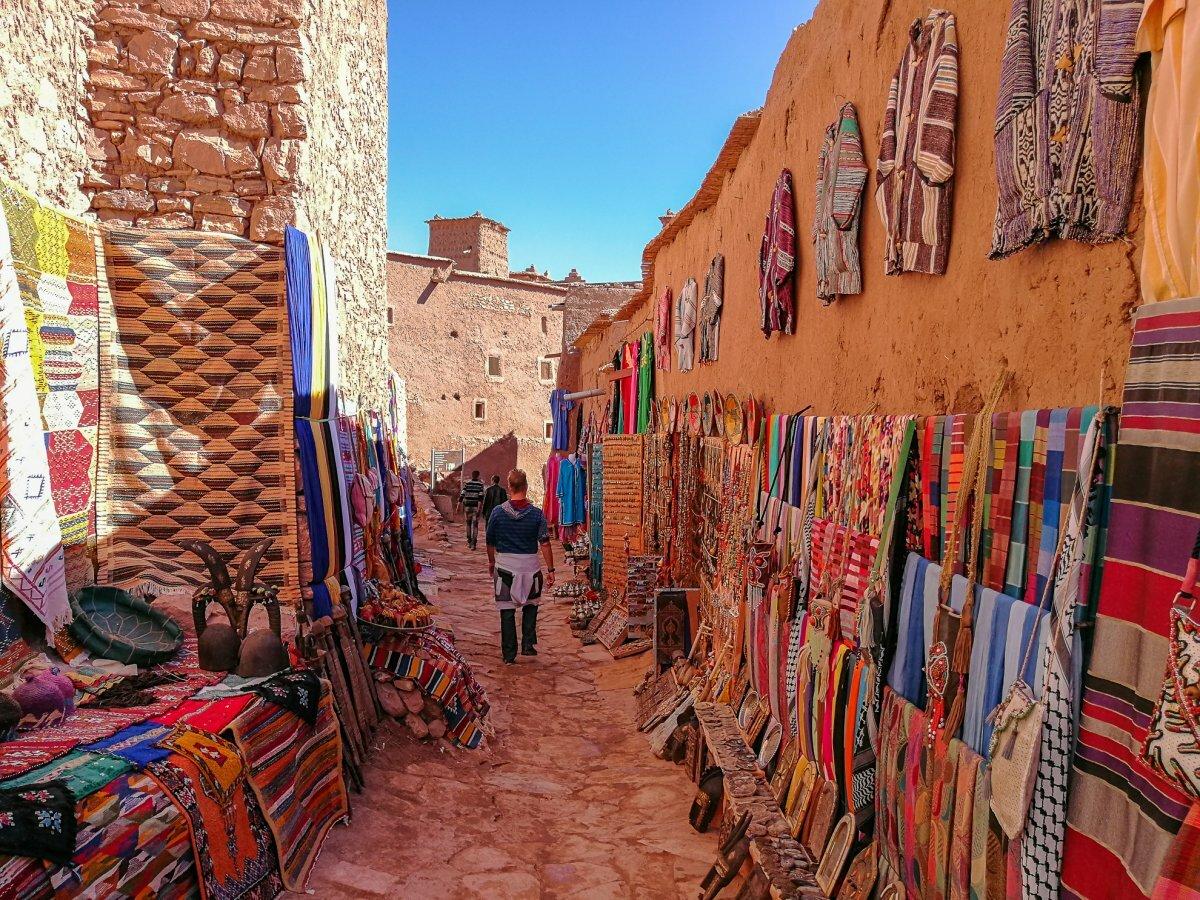 картинки для торговых марокко веселая девушка покорила