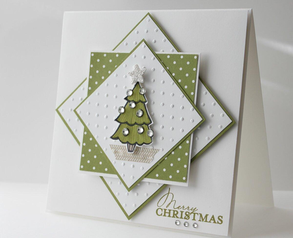 Простые и оригинальные открытки к новому году только