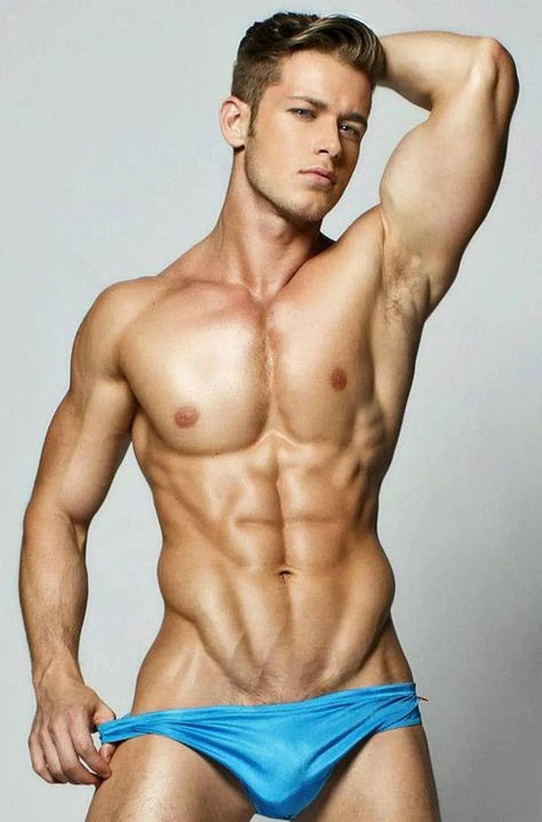 Nude Male Straight