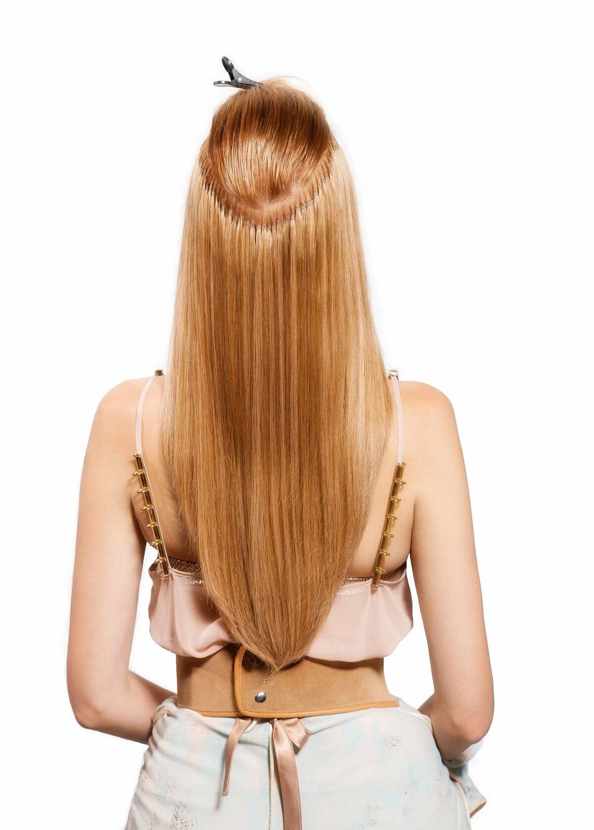 ряд на волосах картинка память